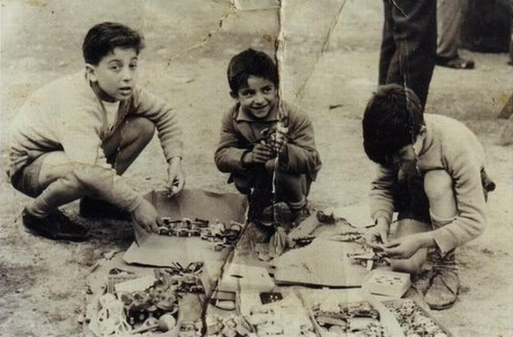 Giochi d'infanzia (anno 1951)