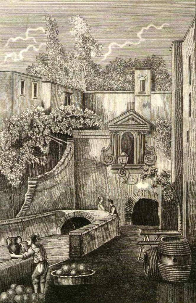Fontana dei Meloni (coll. Gaetano Fontana)