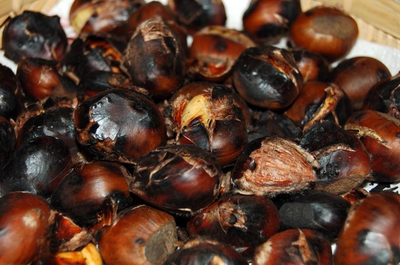 Caldarroste (immagine tratta dal web)