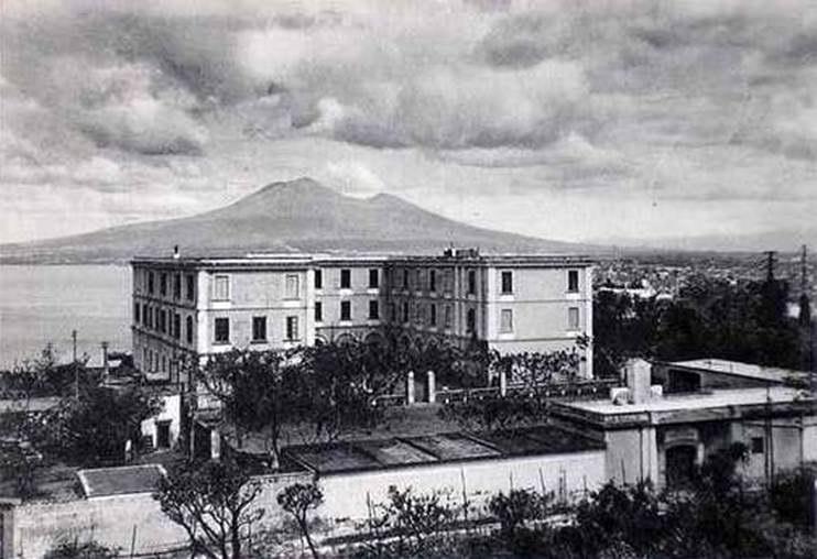 Vecchio istituto Salesiani di Castellammare