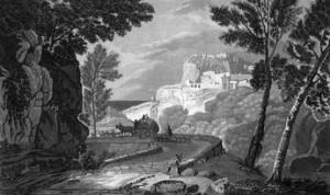 Contorni di Castellamare nel regno di Napoli