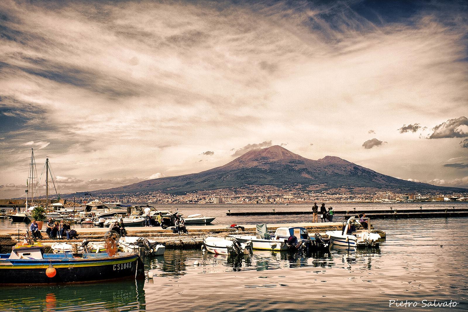 Al porto di Castellammare