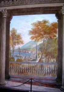 Sala delle Vedute di Napoli: Pozzano
