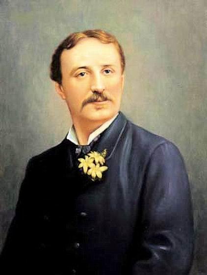 Luigi Denza, ritratto