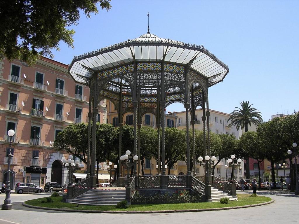 La cassarmonica di Castellammare