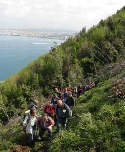 Escursionisti Stabiesi e Cai Stabia