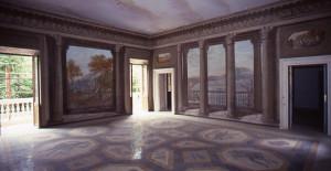 Sala delle Vedute di Napoli