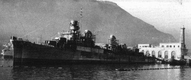 """L'incrociatore Giulio Germanico (Il """"Giu' Germania"""")"""