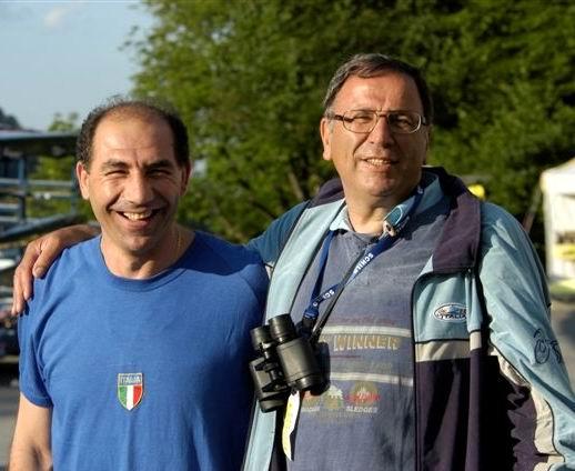 Giuseppe Abbagnale e Giuseppe La Mura