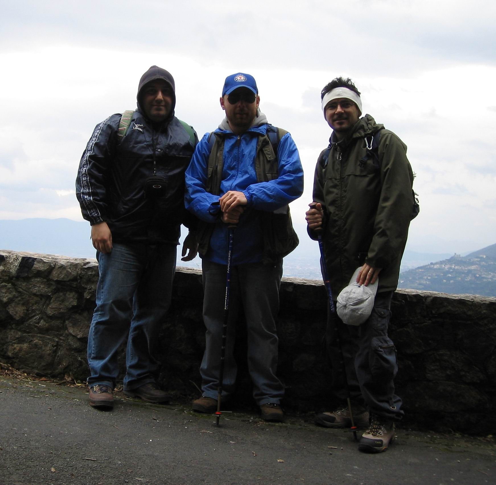 escursionisti stabiesi