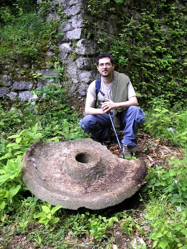 """Ritrovamento """"Fontana del Re"""""""