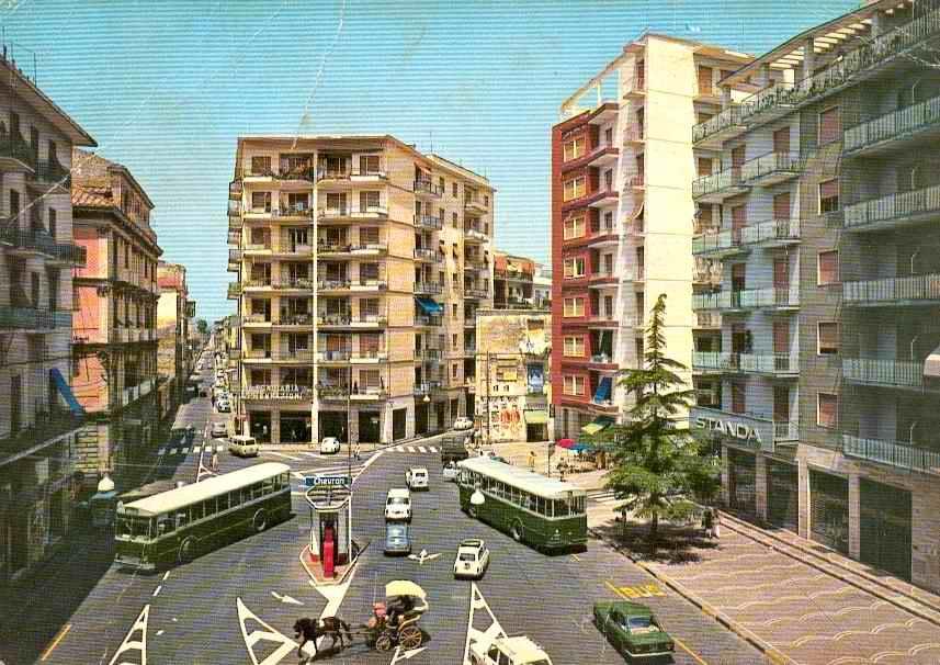 Castellammare di Stabia - Piazza Spartaco