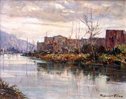 Il fiume Sarno Francesco Filosa
