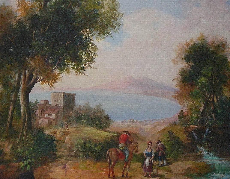 Il Vesuvio da Castellammare