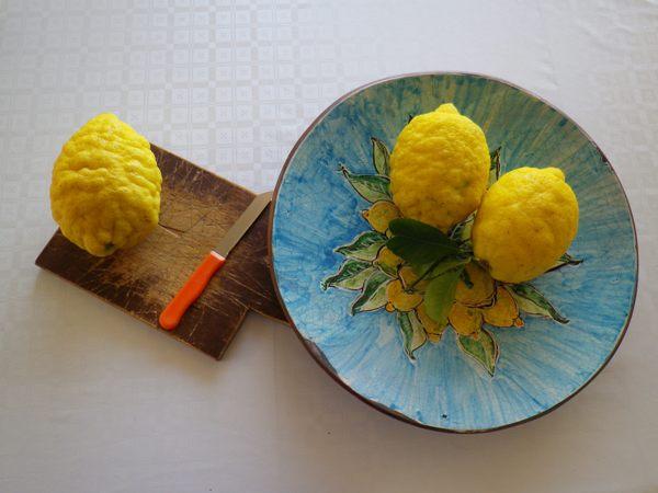 Magnate 'o limone