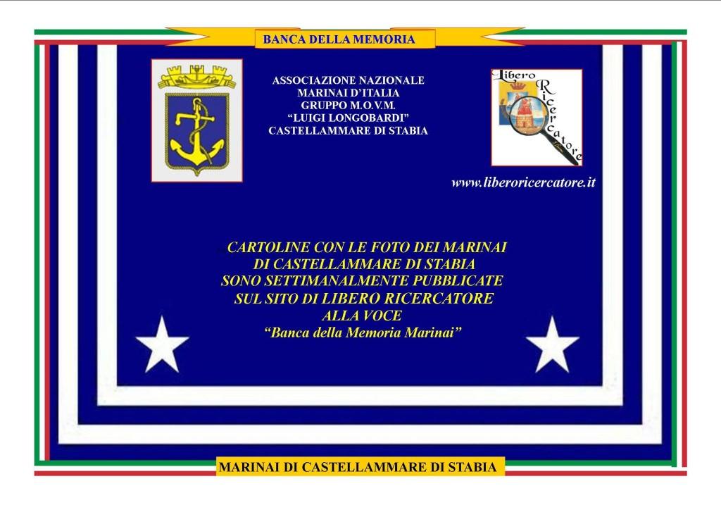 Banca della Memoria dei Marinai