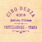 Ciro Denza - pittore stabiese