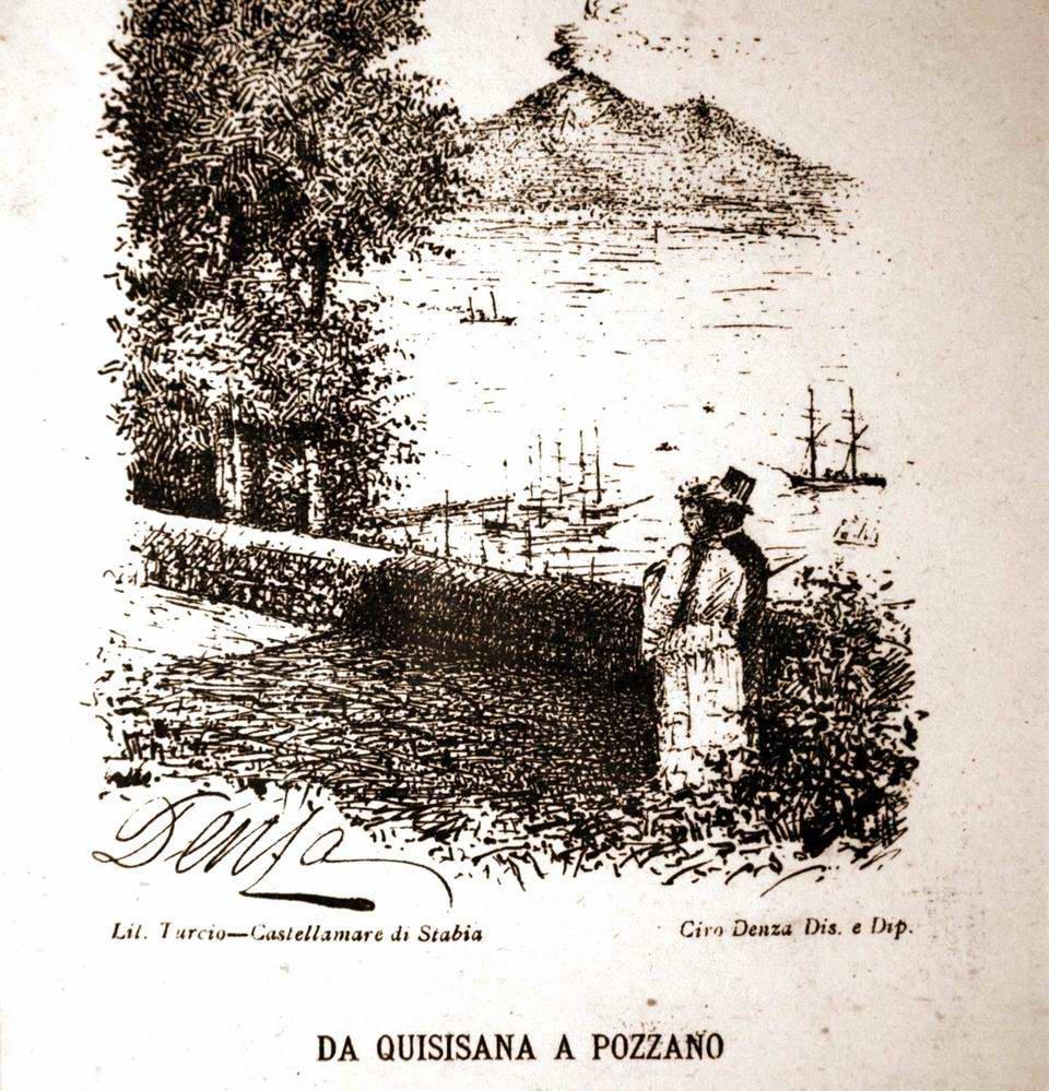 Da Quisisana a Pozzano
