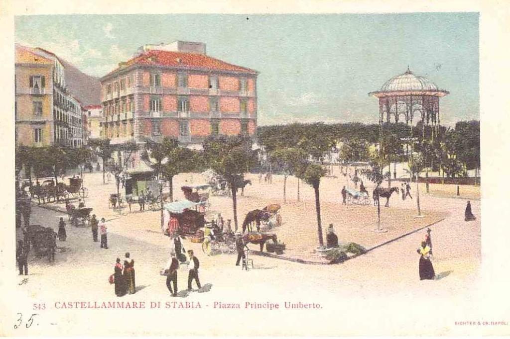 """Collezione fronte/retro """" Catello Coppola """" (Piazza Monumento)"""