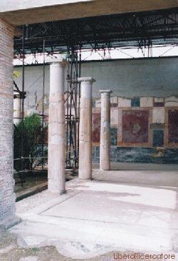 Villa San Marco (il colonnato)