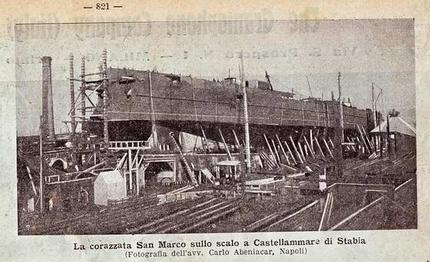 1908 - San Marco (incrociatore corazzato)