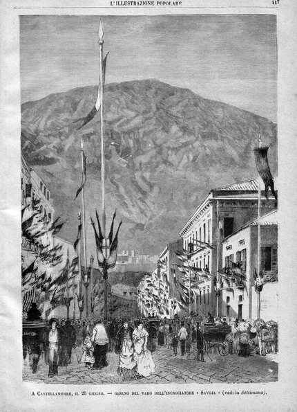 1883 - Savoia (Incrociatore)