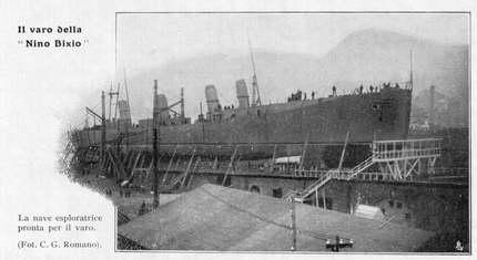 1912 - Nino Bixio (Esploratore)