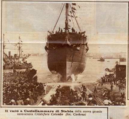 1928 - Cristoforo Colombo (Nave Scuola)