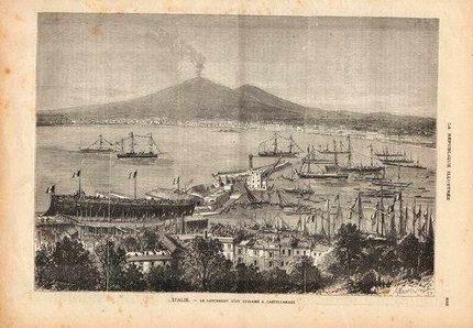 1885 - Etna (Ariete torpediniere)
