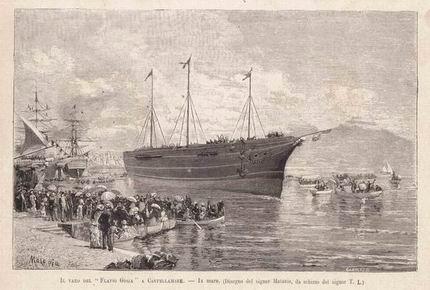 1881 - La Flavio Gioia