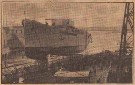 1922 - Città di Sassari (Nave mercantile)