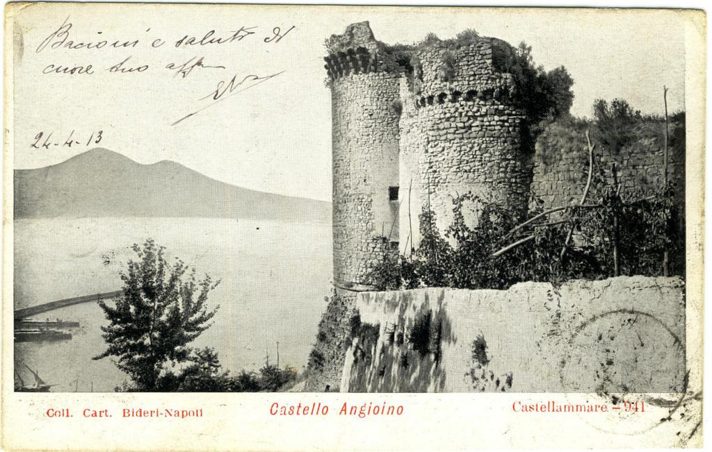 Bideri 941 - Castello Angioino (coll. Carlo Felice Vingiani)