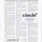 pagina 18 giugno 2007