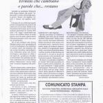 pagina 18 maggio 1998