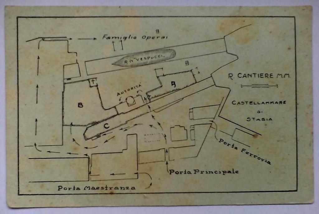 Invito varo Vespucci (retro)