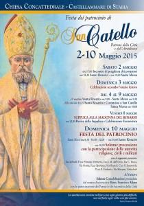 Programma festa san Catello