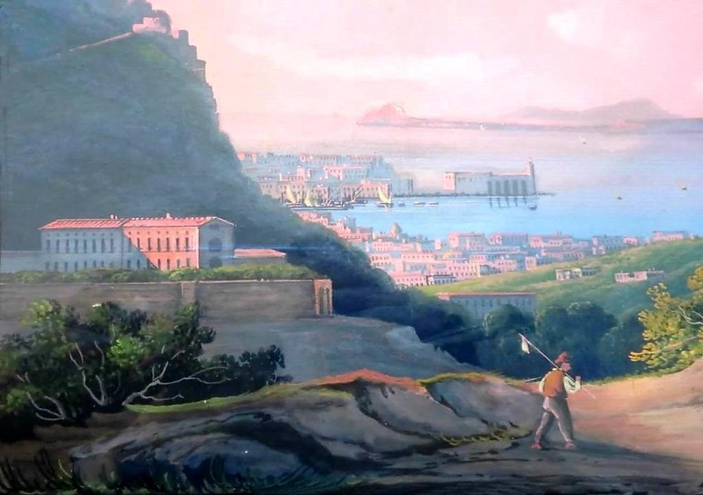 Castellammare (anno 1850 circa)