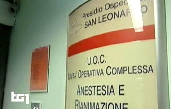 """""""Mala sanità"""": San Leonardo al TG1"""