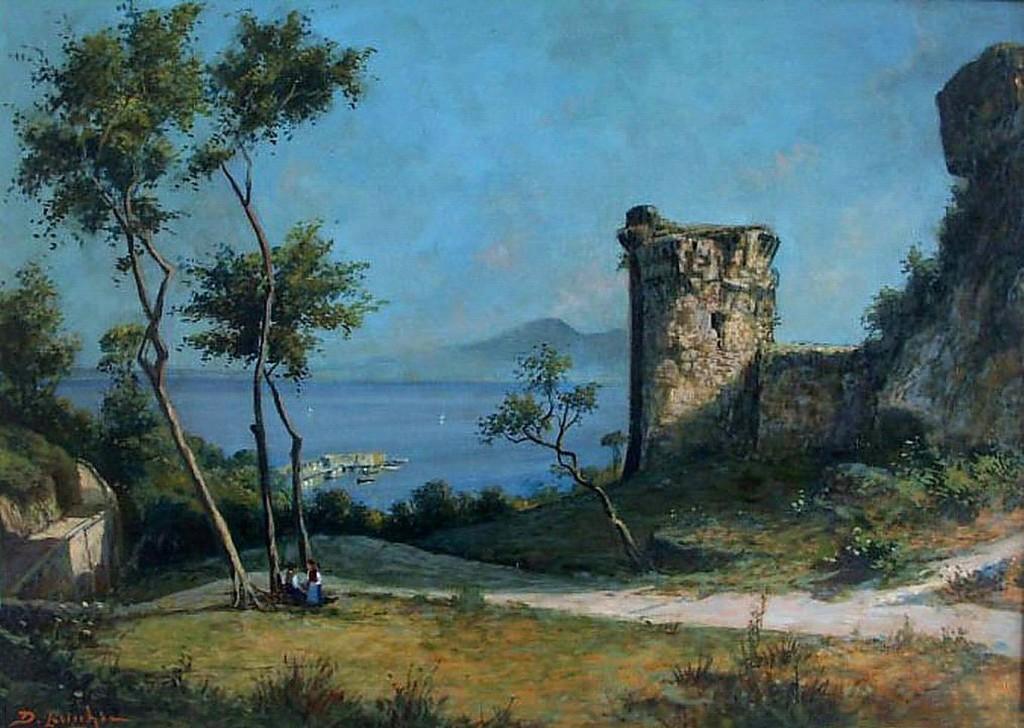 Il castello di Castellammare (Davide Laricchia)