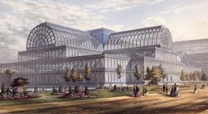 Il Crystal Palace, Londra 1851