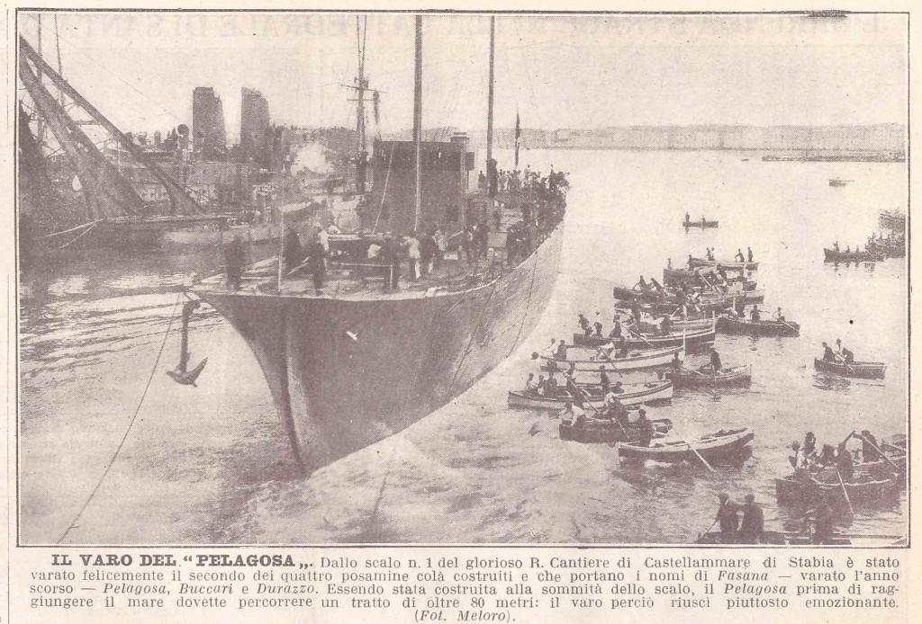 1925 - Pelagosa (Real Nave)