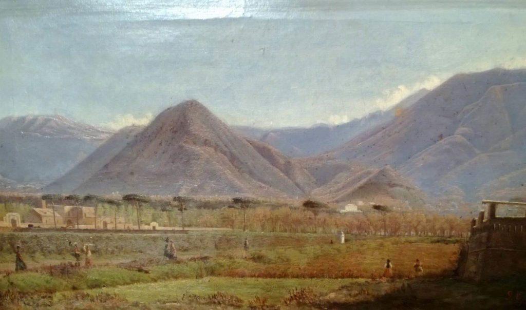 Paesaggio - Enrico Gaeta