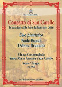 Concerto san Catello 2016