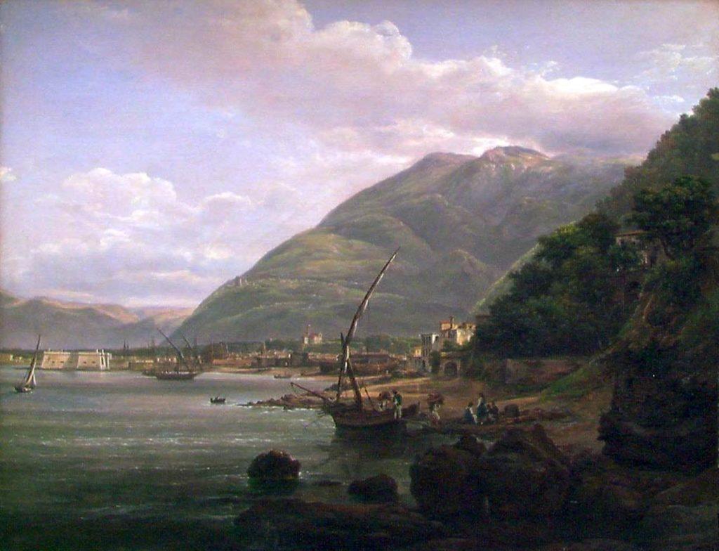 Golfo di Castellammare - Dahl