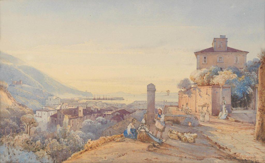 Castellammare - Giacinto Gigante