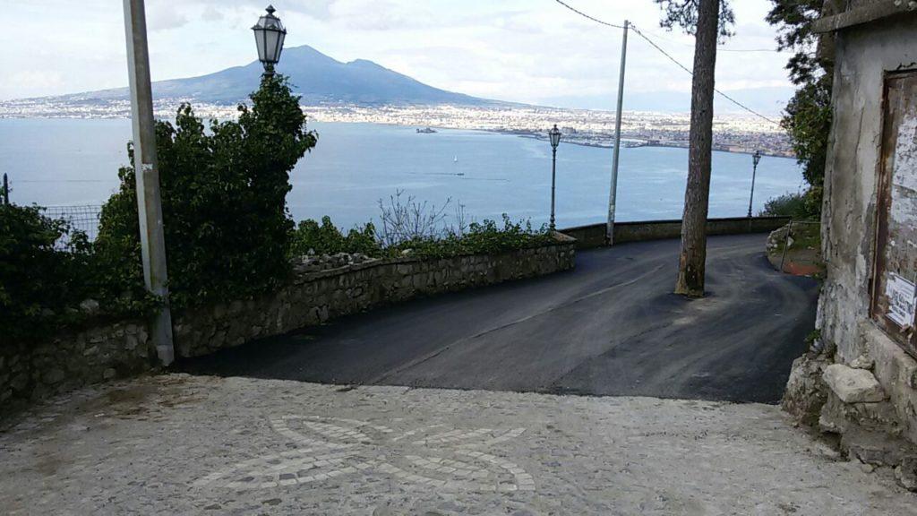Panorama da Madonna della Libera (foto Nando Fontanella)