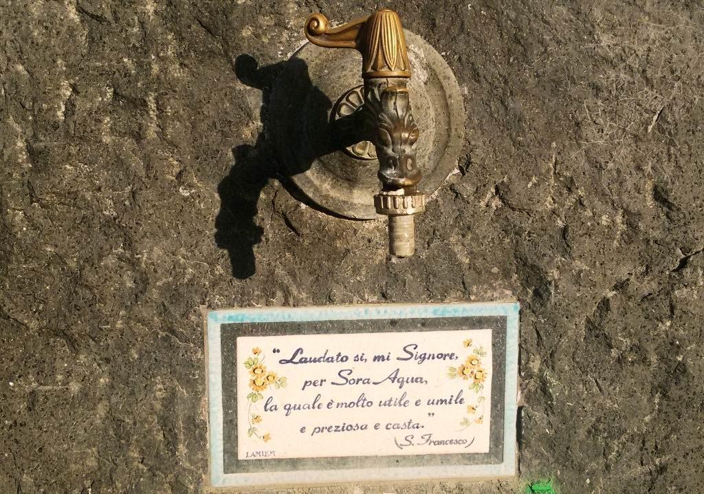 """""""Sora Acqua"""" (foto Ferdinando Fontanella)"""