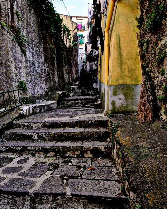 Via Visanola - Foto Enzo Cesarano