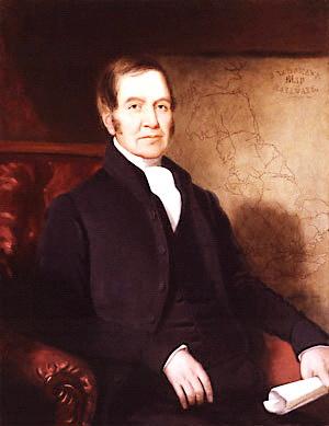 George Bradshaw, immagine wikipedia