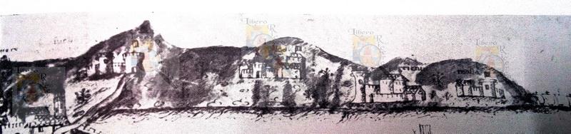 I Castelli di Castellammare, Vico, Sorrento e Massa